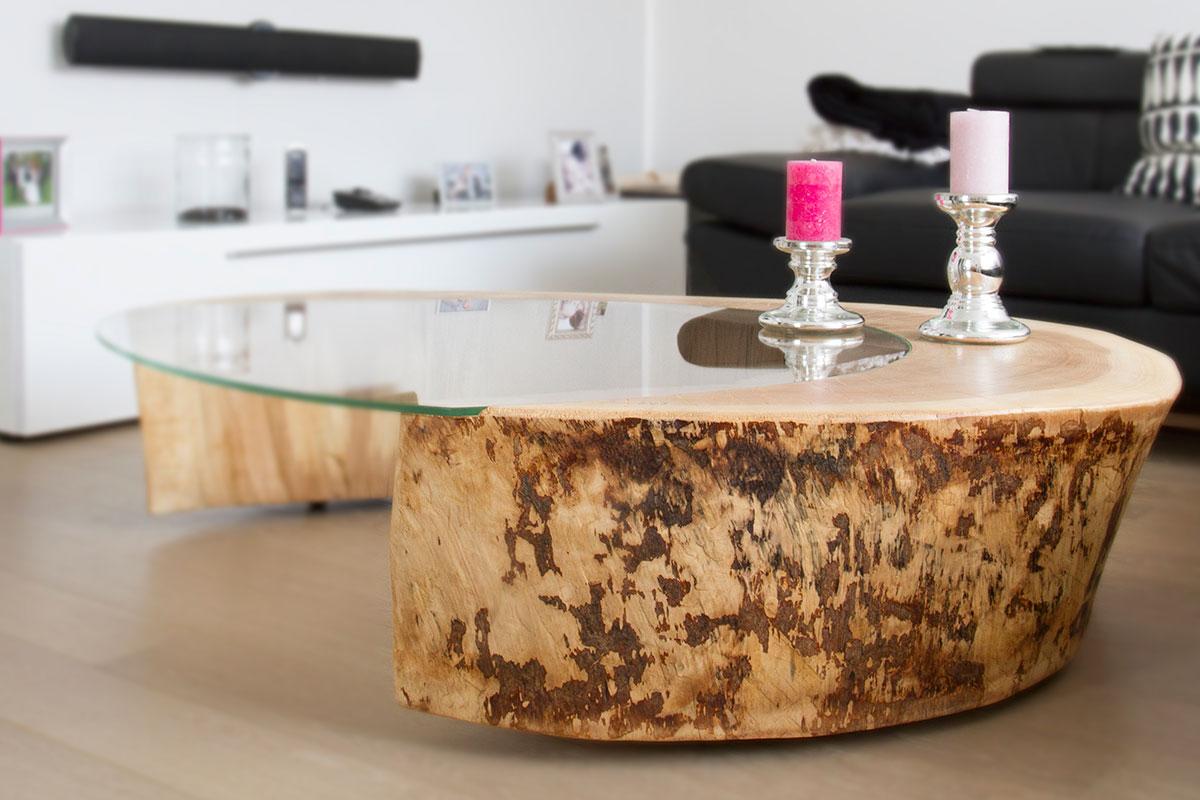 couchtisch baumstumpf gallery of finest couchtisch liveedge baumstamm tisch baumscheibe. Black Bedroom Furniture Sets. Home Design Ideas