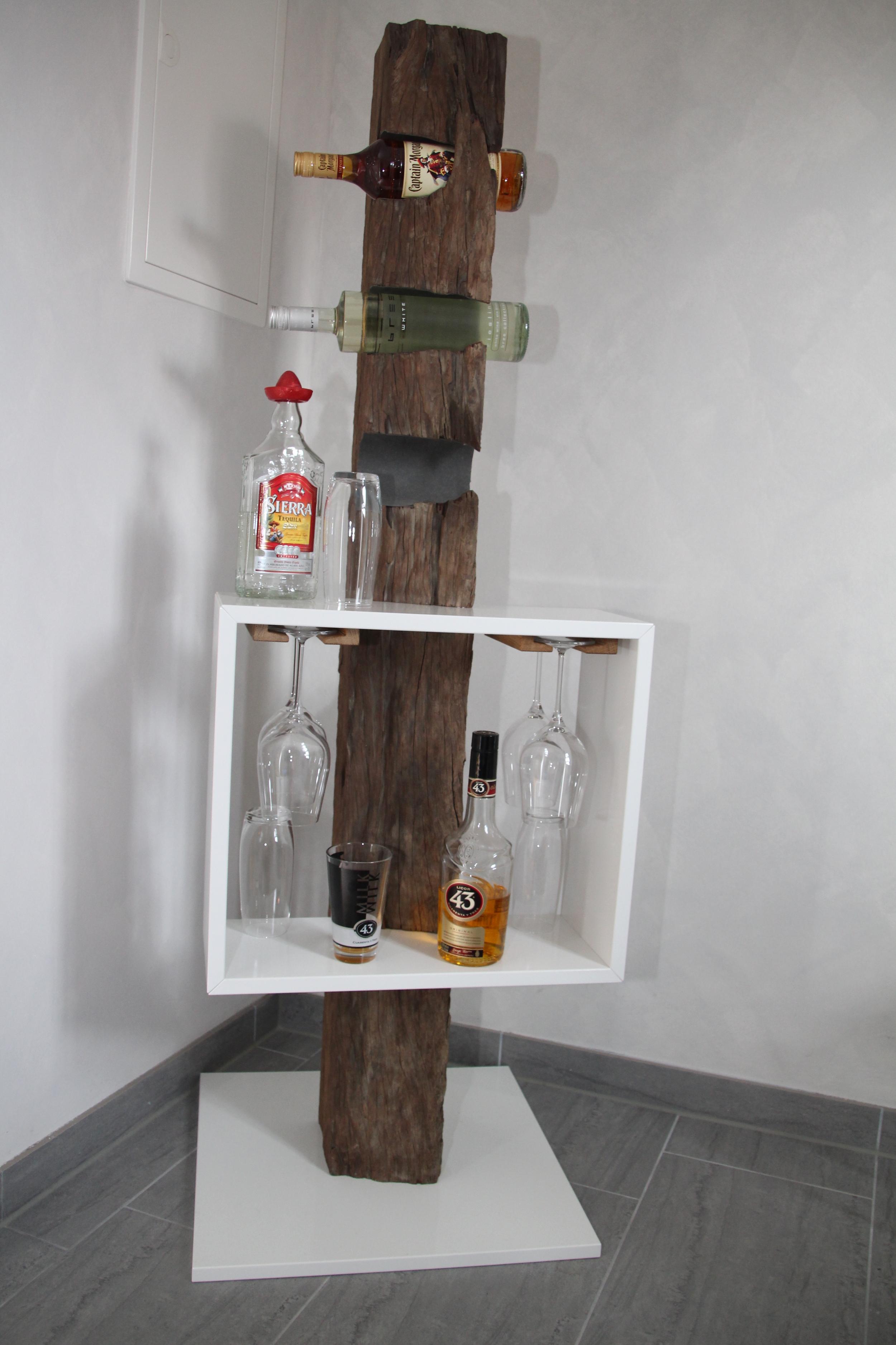 Bar aus Altholz – Fuisting Tischlerei Soest